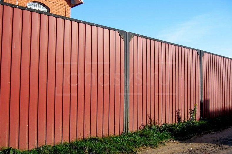 забор-из-профлиста