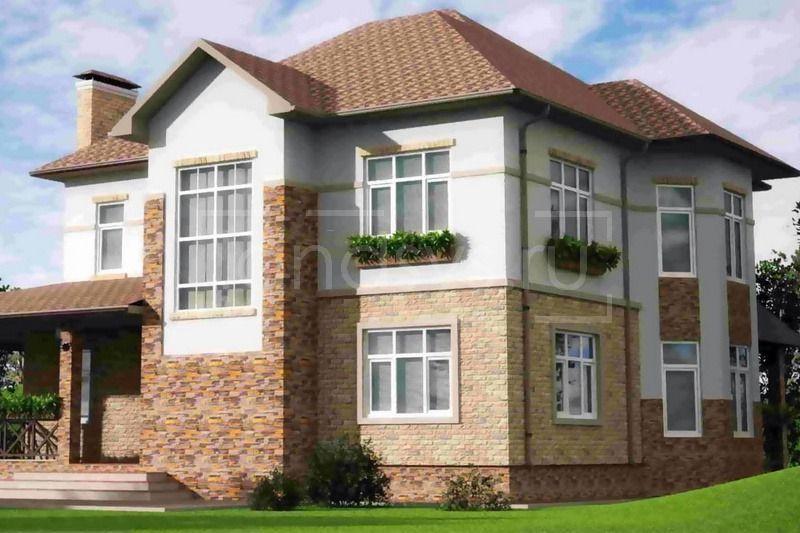 Before- Дизайн-проект забора для частного дома
